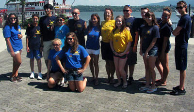 PROUD TO BE THE TEAM MOM FOR NEWBURGH ROWING – Lobiondo Law